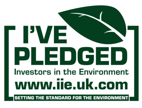 Investors in the Environment Pledge
