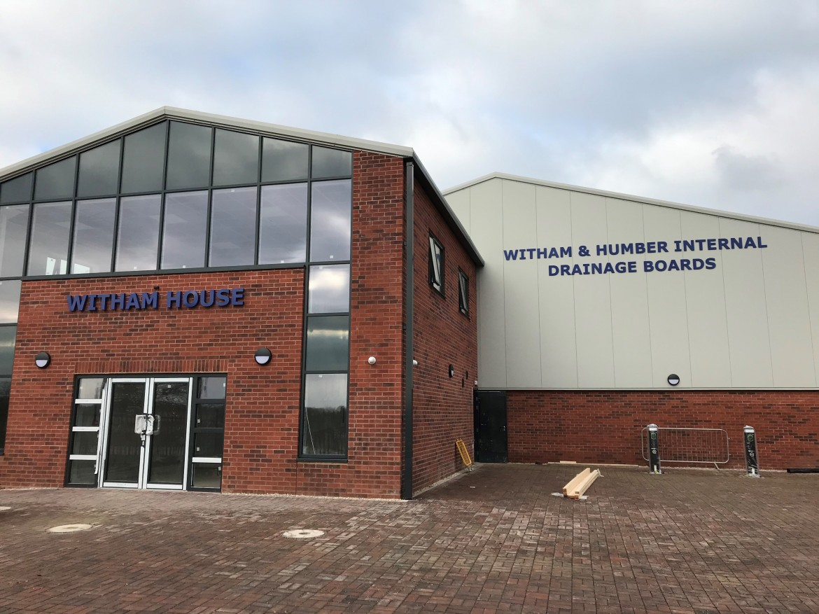 New Offices and Depot, Meadow Lane, North Hykeham