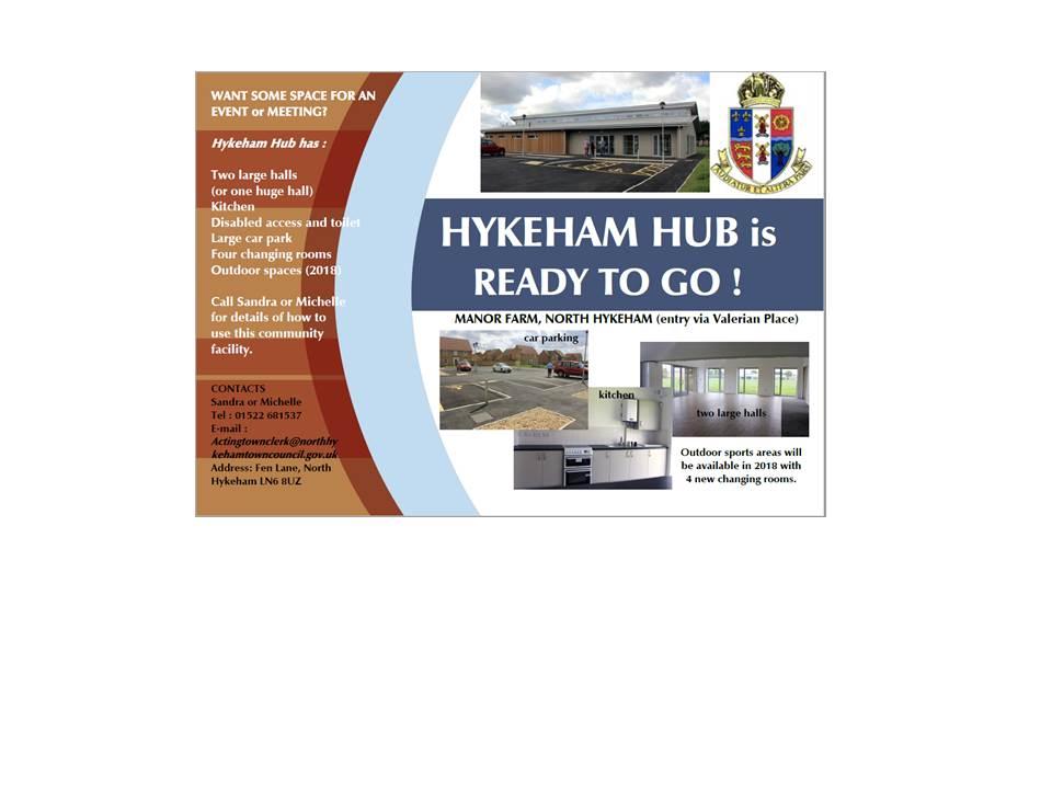 Hykeham Hub